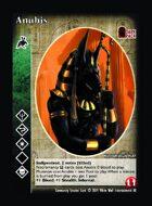 Anubis - Custom Card