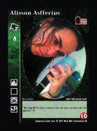 Alisson Asfferius - Custom Card