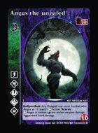 Angus The Unruled - Custom Card