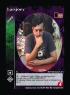 Luisjoey - Custom Card