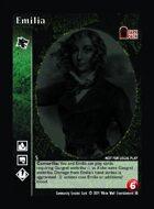 Emilia - Custom Card