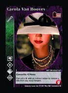 Carola Van Hooves - Custom Card