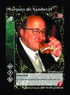 Marquês De Sandoval - Custom Card