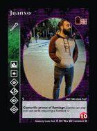 Juanxo - Custom Card