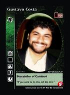 Gustavo Costa - Custom Card