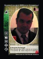 Bruno Lovatti (rpgstar Vampiro) - Custom Card