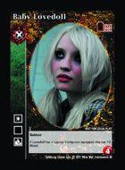 Baby Lovedoll - Custom Card