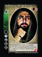 Alphonse, Keeper Of The Realm - Custom Card