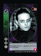 Arron Darkholme - Custom Card