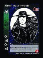 Anson Ravenwood - Custom Card