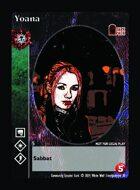 Yoana  - Custom Card