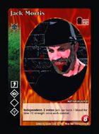 Jack Mortis - Custom Card