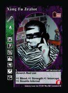 Xing-fu Zealot - Custom Card