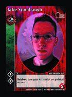 Jake Stambaugh - Custom Card