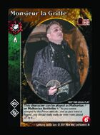 Monsieur La Griffe - Custom Card