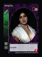 Angela - Custom Card