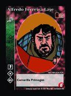 Alfredo Ferreira Lage - Custom Card