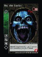 Bo, The Lucky - Custom Card