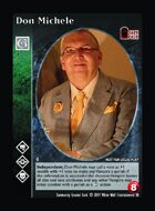 Don Michele - Custom Card