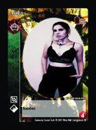 Aida - Custom Card