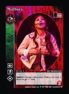 Mallory - Custom Card