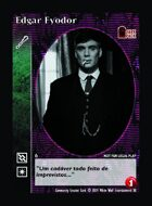 Edgar Fyodor - Custom Card