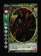 Zulo, Vukodlak's Form - Custom Card