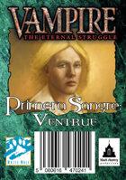 First Blood - Ventrue - SPANISH