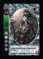 Xandra - Custom Card
