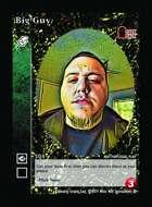 Big Guy - Custom Card