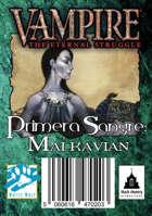 First Blood: Malkavian - SPANISH