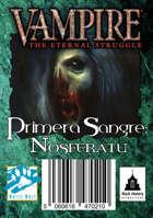 First Blood: Nosferatu - SPANISH