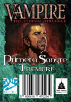 First Blood: Tremere - SPANISH