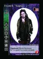 "Franck ""gipsy"" - Custom Card"