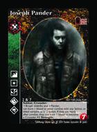 Joseph Pander - Custom Card