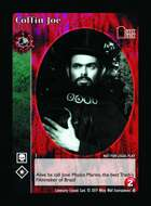 Coffin Joe - Custom Card