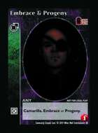 Embrace & Progeny - Custom Card