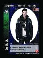 "Zygmunt ""hycel"" Piatek - Custom Card"