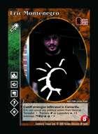 Eric Montenegro - Custom Card