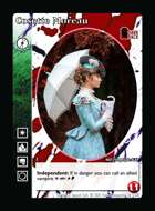Cosette Moreau - Custom Card