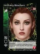 Artemis Roseluer - Custom Card
