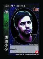 Daniel Alameda - Custom Card
