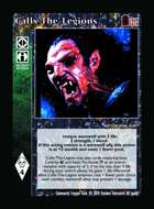 Calls-the-legions - Custom Card