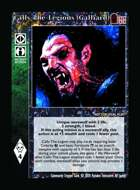 Calls-the-legions (galliard) - Custom Card