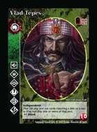Vlad Tepes - Custom Card