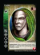 Zaim - Custom Card