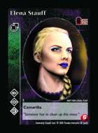 Elena Stauff - Custom Card