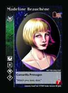Madeline Beauchêne - Custom Card