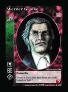 Werner Grulke - Custom Card