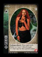 Crypt - Aisha - Follower of Set